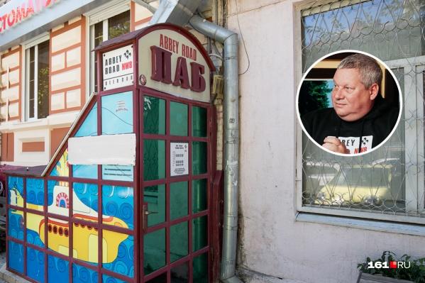 Евгений Маевский хотел установить памятникгруппе The Beatles на Пушкинской