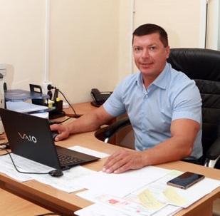 Директор Центра зимних видов спорта Константин Каширин