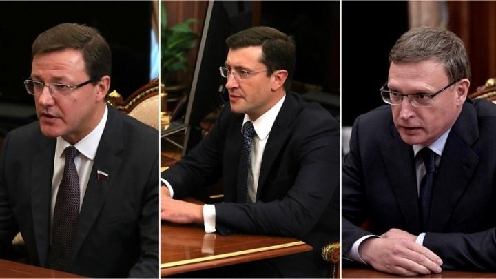 Атака клонов: подбираем в Екатеринбурге губернаторов для всей России
