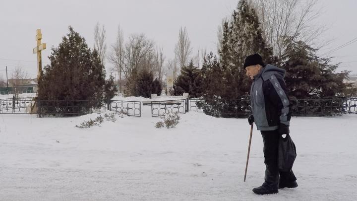 «Ни дороги, ни воды»: хутор Красный Пахарь под Волгоградом оказался отрезанным от внешнего мира