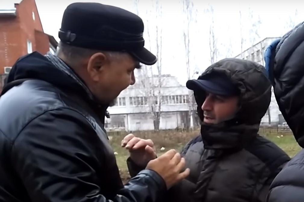 Общественник Тагир Кагарманов также не смог найти с Нргеяном общий язык
