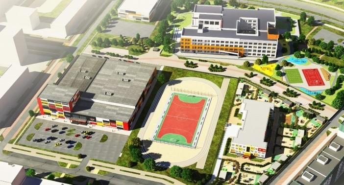 На юге Екатеринбурга построят новую гигантскую школу