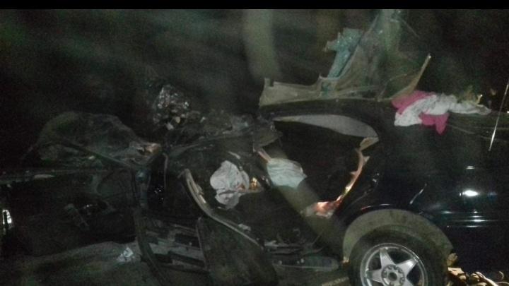 «Скончались на месте»: под Волгоградом семью с двумя детьми убил 22-летний водитель на Dodge Ram