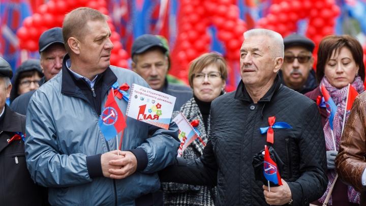 Волгоградские депутаты потеснят в Совете Федерации олимпийскую чемпионку и многодетную маму