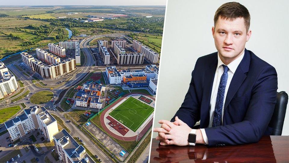 Министр Чудаев — сын основателя ГК «Древо»