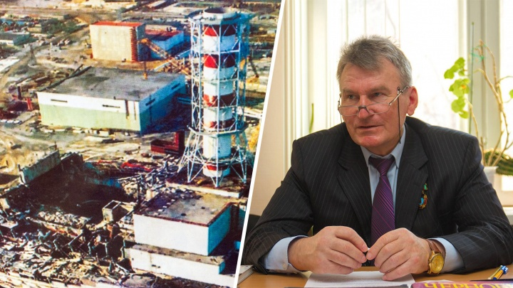 «Подлетал к реактору 118 раз»: самарский летчик — о работе возле Чернобыльской АЭС