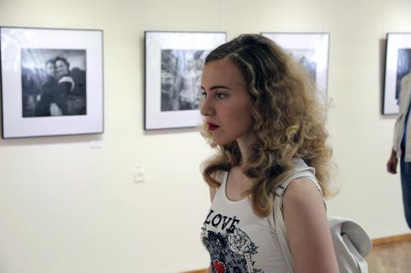 В Новосибирске открылся фестиваль современной фотографии «Вместе»