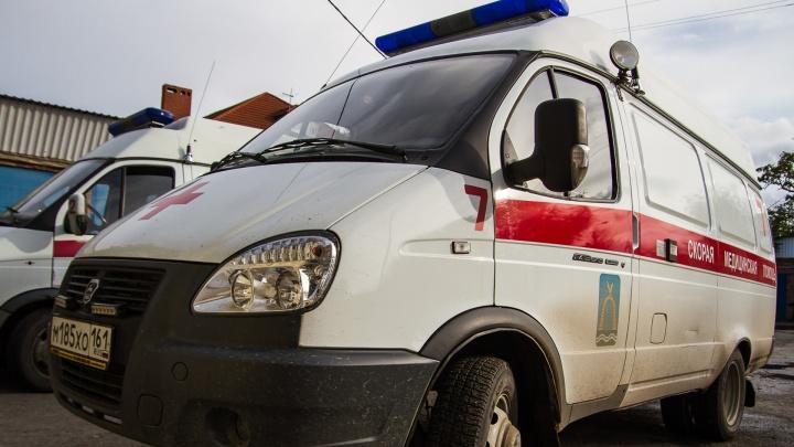 В Багаевском районе легковушка задавила женщину