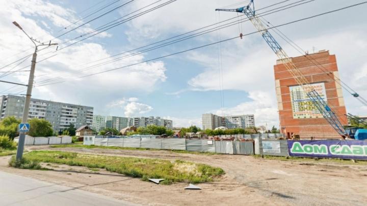 В Кировском округе построят ещё одну высотку