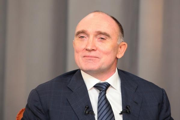 Борис Дубровский хочет остаться на второй срок