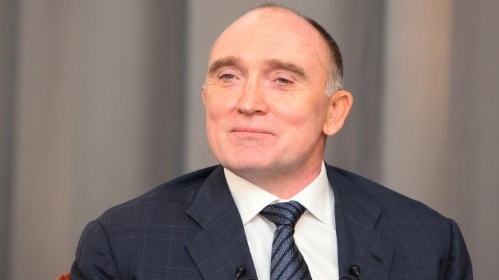 «Подавать в отставку не планирую»: Дубровский заявил, что пойдёт на выборы губернатора в 2019 году