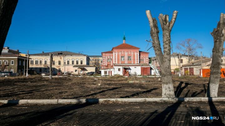 Зачем сын богатого металлурга вырубил сквер на Вейнбаума и стал хозяином старинных построек