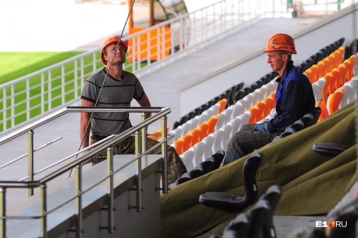 До 2035 года в Екатеринбурге планируют много чего построить