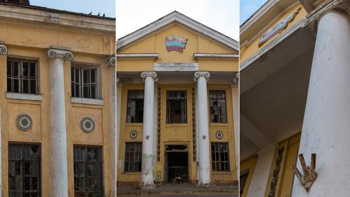 Мэрия Самары передумала отдавать инвесторам разрушенный ДК «Знамя» и кинотеатр «Авангард»