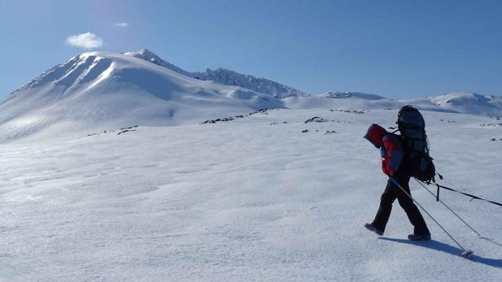 «Самое удивительное — это кладбище китов»: пенсионеры из Екатеринбурга прошли на лыжах по Чукотке