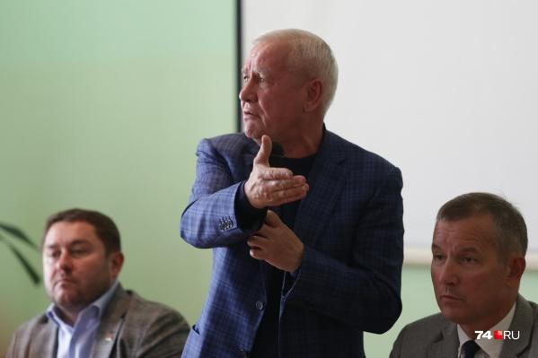 Виталий Рыльских«обиделся» на реплику о том, что нужно думать о людях