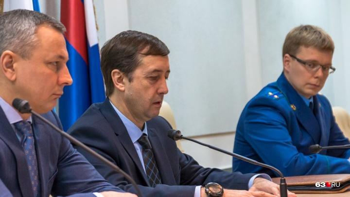 Первый заместитель прокурора Самарской области Алмаз Хусаинов покинул свой пост
