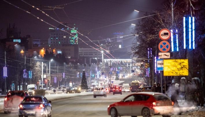 Трёхчасовой салют, веник из ёлки и катания до упаду: как Челябинск встретил 2020 год