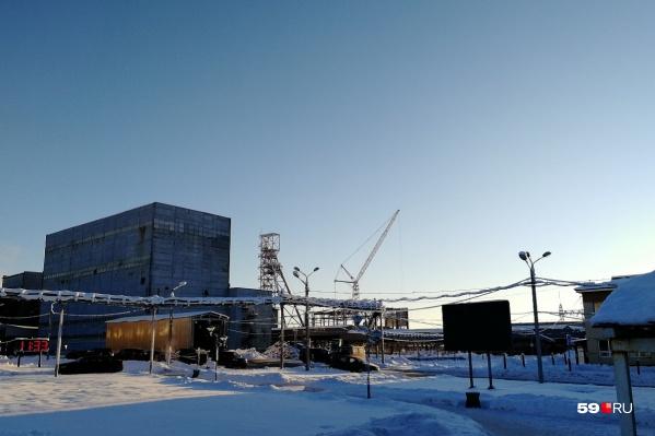Теперь в Прикамьеусилят контроль за строящимися и реконструируемыми объектами, подобными шахтному стволу СКРУ-3