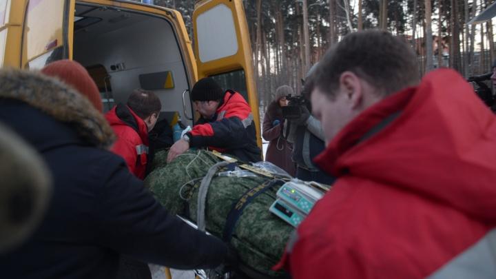 Чудо, что она выжила: туристке, которую спасли в горах Урала, собираются ампутировать стопы