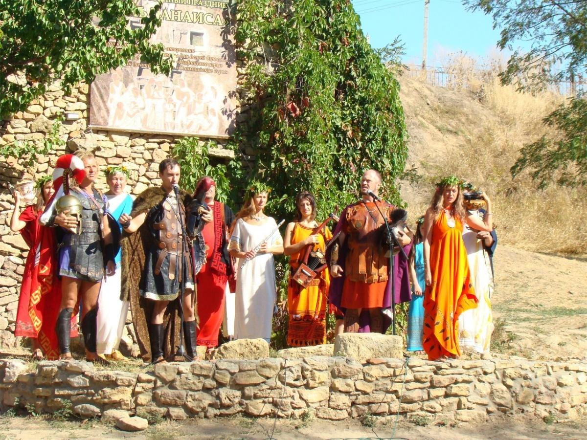 В «День Танаиса» посетители смогут погрузиться в античную эпоху