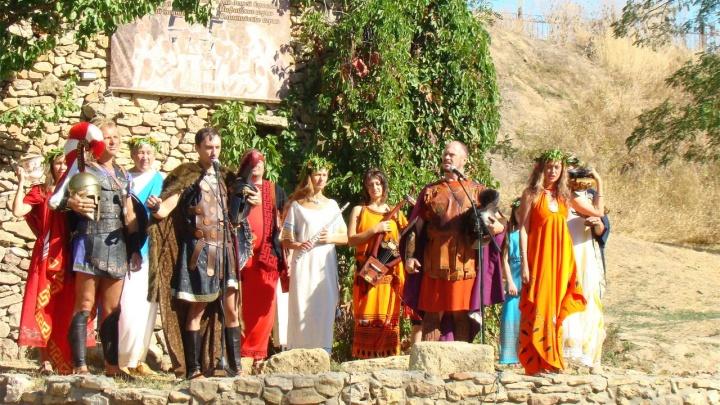 Всё началось с древней плиты: на Дону пройдет праздник античной культуры «День Танаиса»