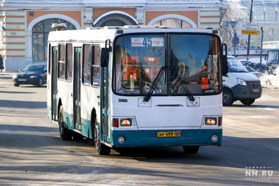 Троллейбусы иавтобусы временно поменяют маршруты вцентре Нижнего Новгорода