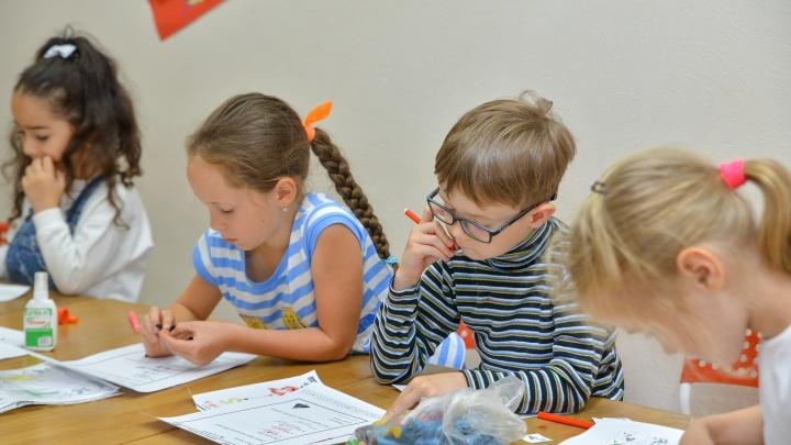 Закрепить знания по английскому перед школой поможет языковой лагерь