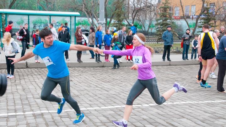 Перекроют центр города на полдня: эстафета «Вечерний Екатеринбург» пройдет 28 сентября