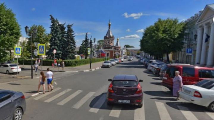 Нас подсветят: в Ярославле появится умный пешеходный переход