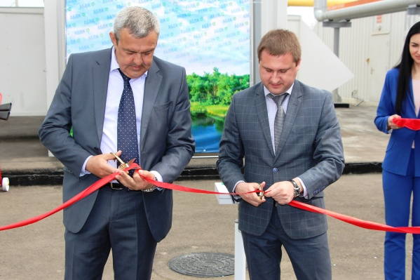 Совокупная мощность трех газопоршневых установок почти 6,5 МВт