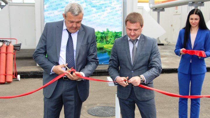Шаг к энергонезависимости: на левом берегу открыли газопоршневую теплоэлектростанцию