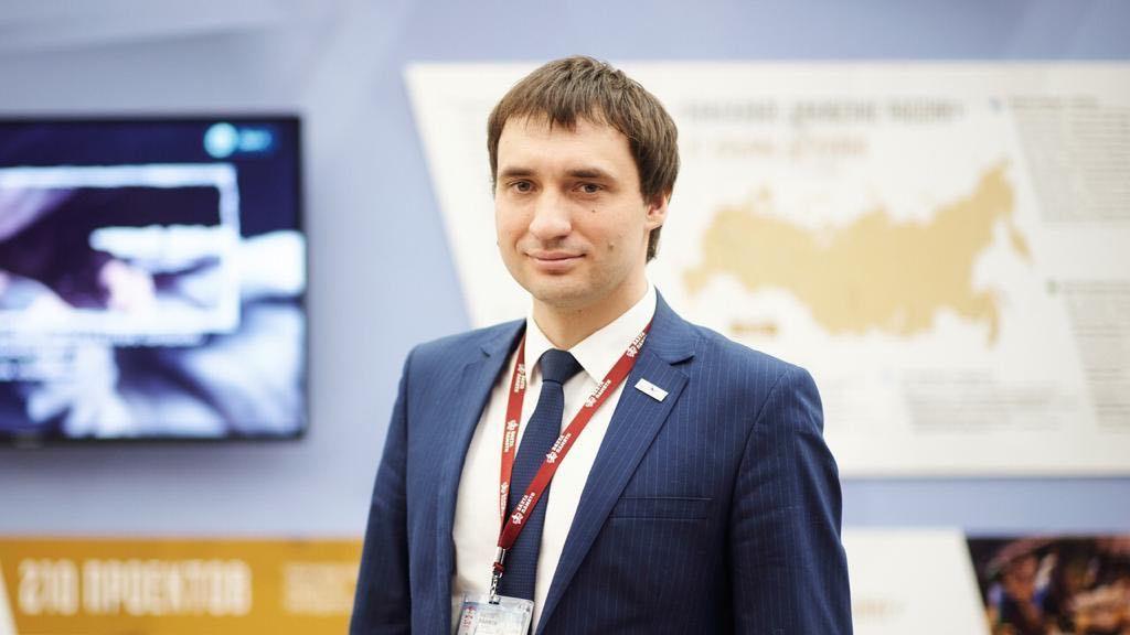 Антон Шарпилов возглавляет региональное отделение «Поискового движения России»