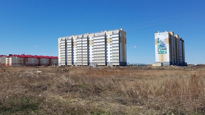 Сдать новостройку в Заозерном «Речелстрой» не может из-за долга в 2,5 млн рублей перед энергетиками