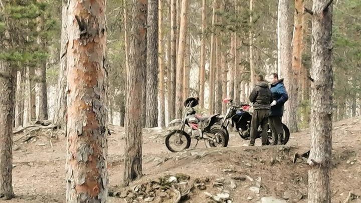 На Шарташе будут ловить байкеров, которые гоняют по старинным камням