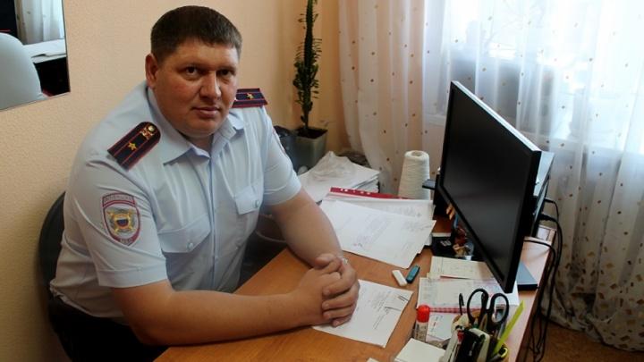 В Кемеровской области выбрали лучшего участкового (фото)