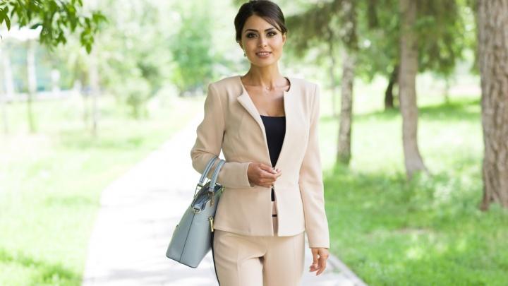 Business Ladies Club помогает сибирячкам подобрать стильный деловой гардероб