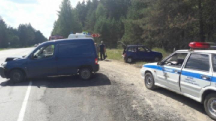 Пострадавшего увезли в больницу: подробности ДТП на трассе Ярославль — Кострома