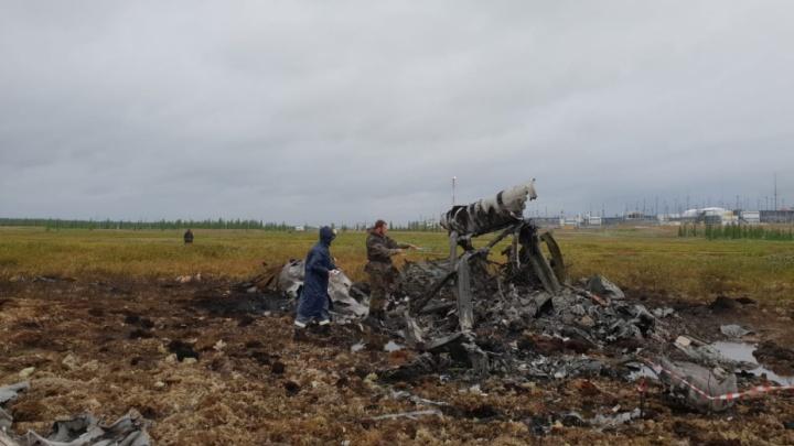 Во время крушения Ми-8 под Красноярском погиб вахтовик из Новосемейкино