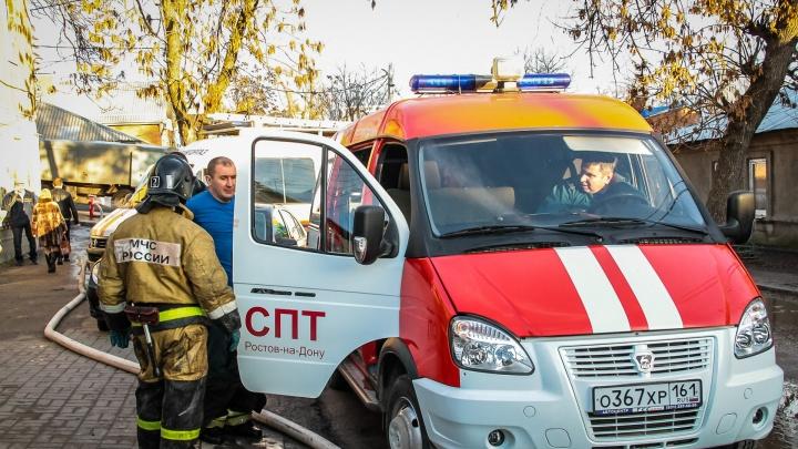Спасателей из Ростовской области отправили в ЛНР для устранения аварии на шахте «Схидкарбон»