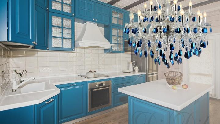 Источник света и кухонного вдохновения обнаружили в центре Екатеринбурга