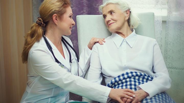 «Здравица» сделала доступнее прием врачей на дому