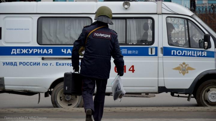 Отомстил за пропажу 200 рублей: свердловские спецслужбы задержали лжеминёра