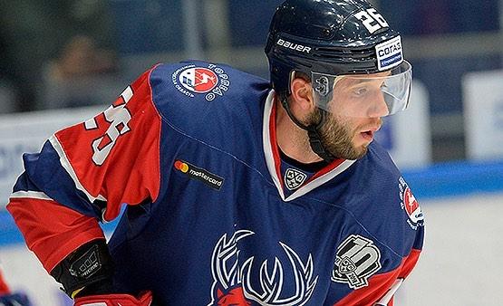 Хоккейная «Сибирь» подписала контракт с легионером, от которого отказался другой клуб