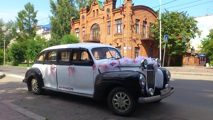 Омич выставил на продажу «Додж», который доехал до Берлина в Великую Отечественную войну