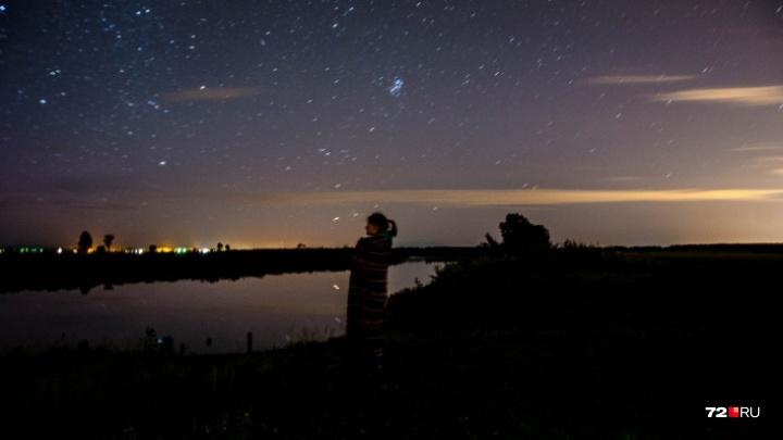 В октябре тюменцев ждут два астрономических события. Рассказываем, когда смотреть звездопады