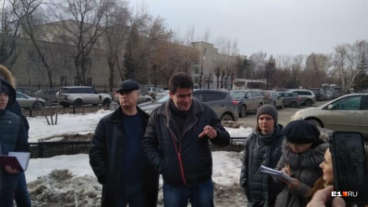 Рецепт чистого города: после рейда Высокинский решил, кого уволить, а кому повысить зарплату