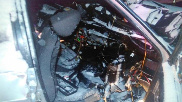 В лобовом столкновении Suzuki и ВАЗ-2109 пострадали четверо