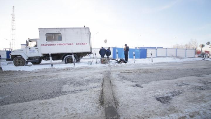 На хозяина коттеджа, оставившего челябинский посёлок без воды, завели дело