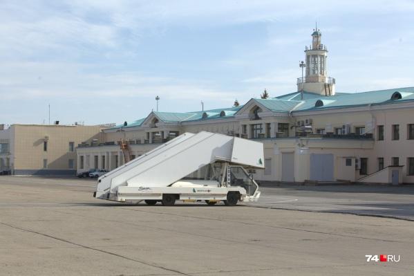 Больше половины пассажиров летят из Челябинска в Москву и обратно